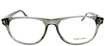 Tom Ford FT 5362 020 Rectangle Plastic Grey Eyeglasses with Demo Lens