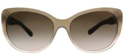Burberry BE 4224 335413 Cat-Eye Plastic Beige Sunglasses with Brown Gradient Lens