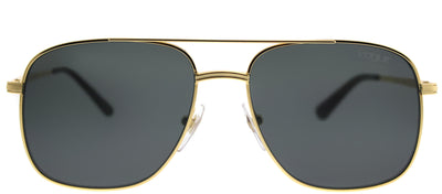 Vogue VO 4083S 280/87 Aviator Metal Gold Sunglasses with Gold Lens