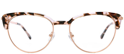 Etnia Barcelona ET Brescia HVPK Cat-Eye Plastic Tortoise/ Havana Eyeglasses with Demo Lens