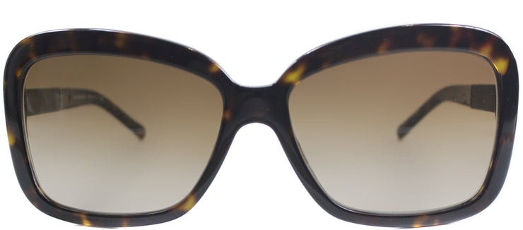 Burberry Butterfly BE 4173 300213 Butterfly Plastic Brown Sunglasses with Brown Gradient Lens