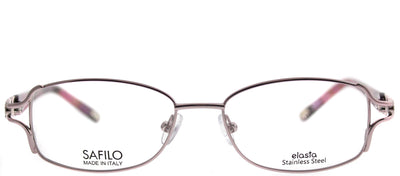 Emozioni EM 4353/N NEH Oval Metal Pink Eyeglasses with Demo Lens