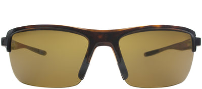 Revo RE 4066 04 Rectangle Plastic Tortoise/ Havana Sunglasses with Terra Polarized Lens