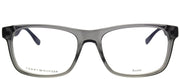 Tommy Hilfiger TH 1282 FNV Rectangle Plastic Grey Eyeglasses with Demo Lens