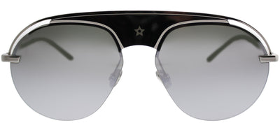 Dior CD Revolution2 010 Aviator Metal Silver Sunglasses with Silver Mirror Lens