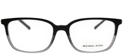 Michael Kors MK 4047 3280 Rectangle Plastic Black Eyeglasses with Demo Lens