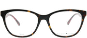 Kate Spade KS Atalina 2VM Rectangle Plastic Tortoise/ Havana Eyeglasses with Demo Lens