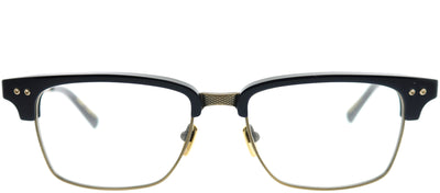 Dita DT DRX-2064-E-NVY-GLD-55 Rectangle Plastic Blue Eyeglasses with Demo Lens