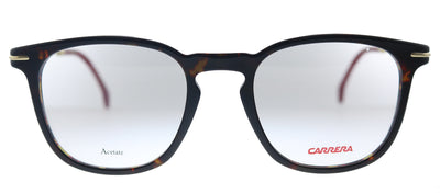 Carrera CA 156/V 086 Square Plastic Havana Eyeglasses with Demo Lens