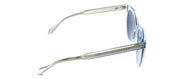 Gucci GG 0565S 003 Cat-Eye Plastic Blue Sunglasses with Blue Lens