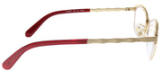 Kate Spade KS Melonie/F OEN Cat-Eye Metal Burgundy/ Red Eyeglasses with Demo Lens