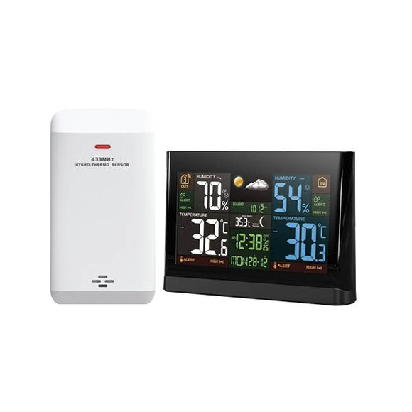 DIGITECH XC0416 - Temperature and Humidity Weather Station