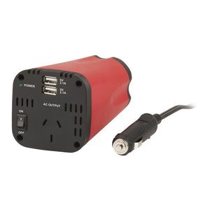 POWERTECH 150W Cup-Holder Inverter