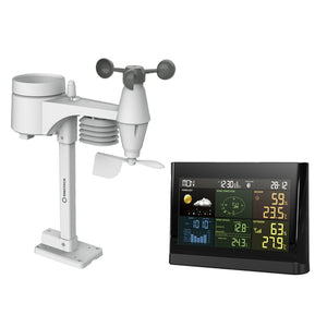 Digital Weather Station with Colour