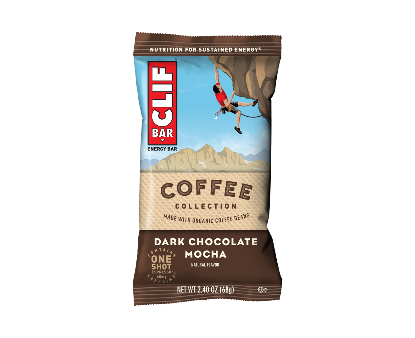 Coffee Collection: Dark Chocolate Mocha Flavor packaging