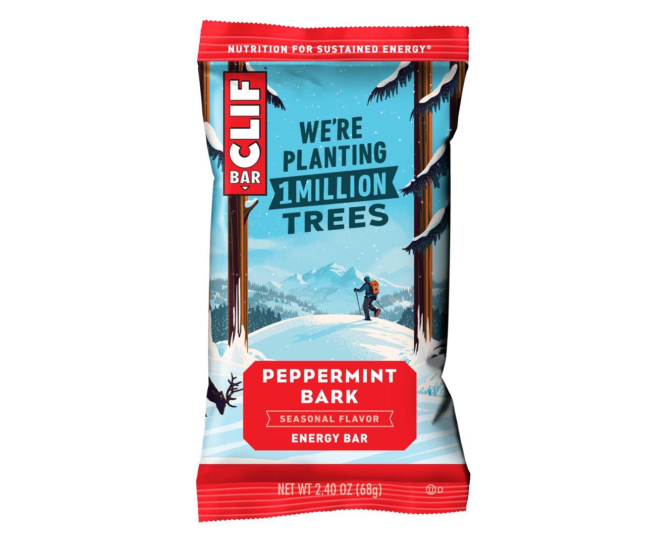 Peppermint Bark packaging