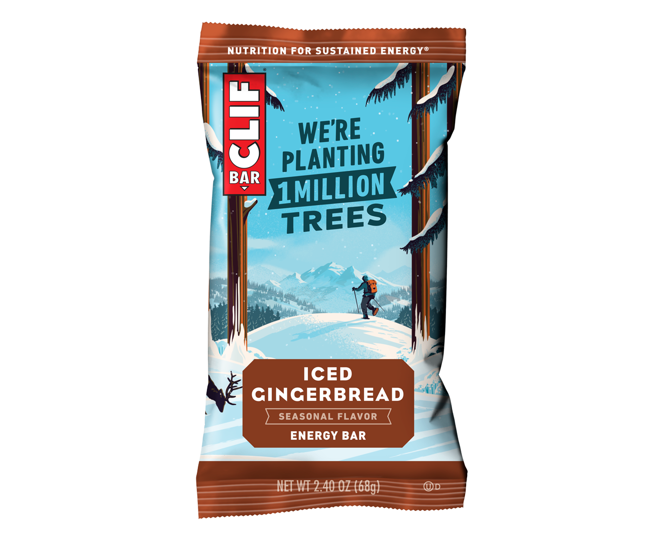 Iced Gingerbread packaging