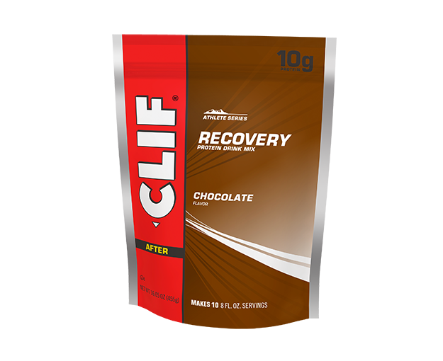 Recovery: Chocolate Flavor packaging