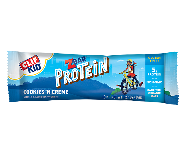 Cookies 'n Creme Protein packaging