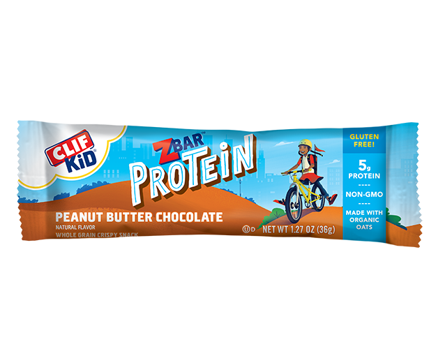 Peanut Butter Chocolate Protein packaging