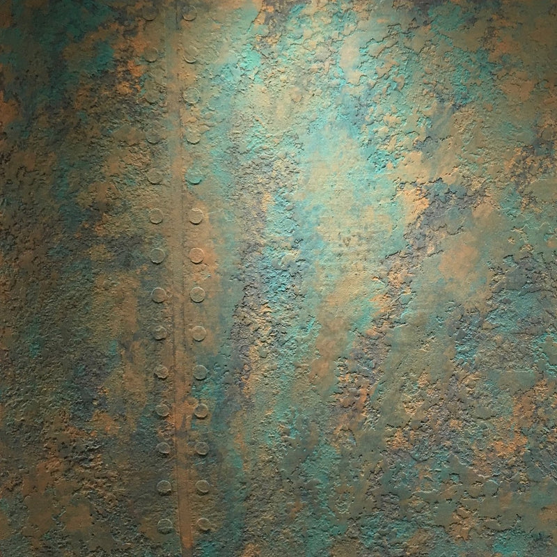Genova Copper - GVCP01 - Stucco Veneziano UK,Textured wall finish - Venetian Plaster,Duriplastic - Giorgio Greasan, Stucco Veneziano UK - Surfina