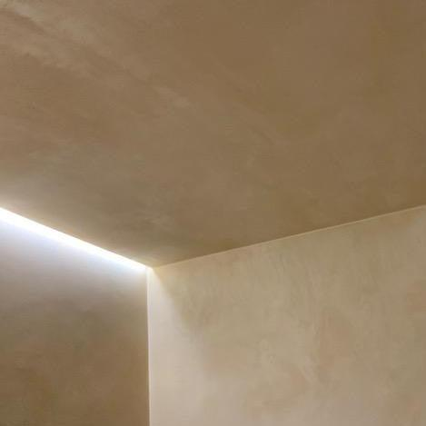CalceTerra Linen Texture - Base CT2 - Stucco Veneziano UK