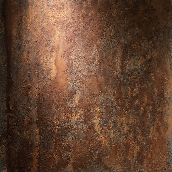Iron Rust - Kit Iron - Stucco Veneziano UK,Textured wall finish - Venetian Plaster,Surfina - Giorgio Greasan, Stucco Veneziano UK - Surfina