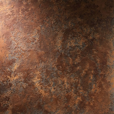 Iron Rust - Stucco Veneziano UK,Textured wall finish - Venetian Plaster,Surfina - Giorgio Greasan, Stucco Veneziano UK - Surfina