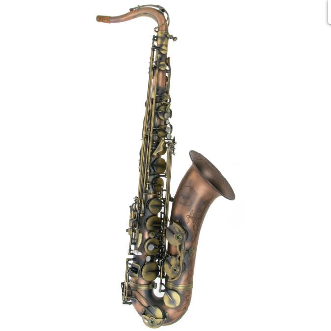 MAGENTA WINDS Tenor Saxophone Antique Copper Simulation - TS2 CHAMPAGNE - Brand New - Ships FREE !!