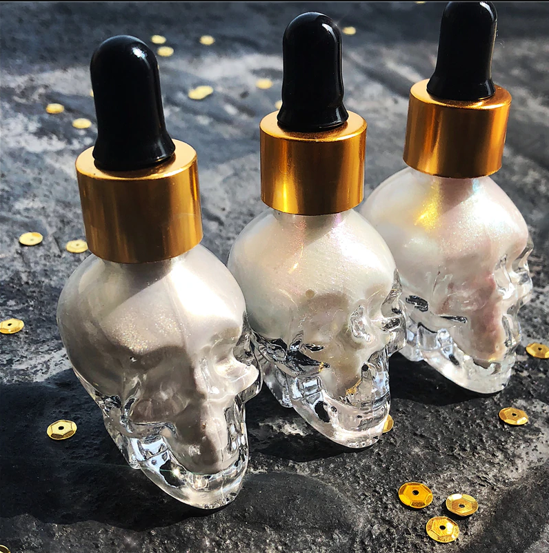 New Halloween Shimmer Highlighter Illuminator
