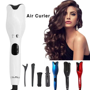 Automatic Hair Curling Machine