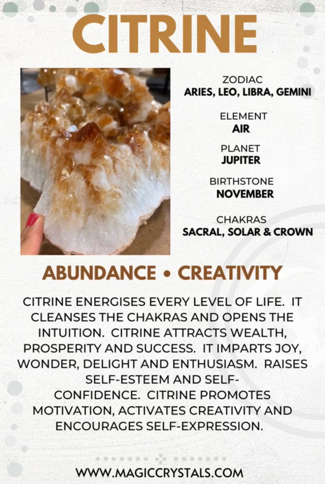 Citrine Meaning: Healing Properties and Everyday Use