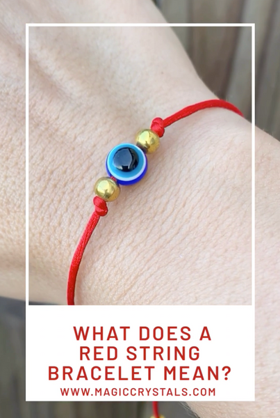 What Does A Red String Bracelet Mean?