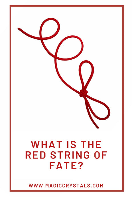 What Is The Red String Of Fate?