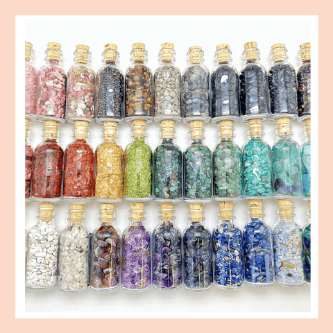 12-thoughtful-gift-ideas-for-spiritual-people-Magic-Crystals-Crystal-bottles-Collection
