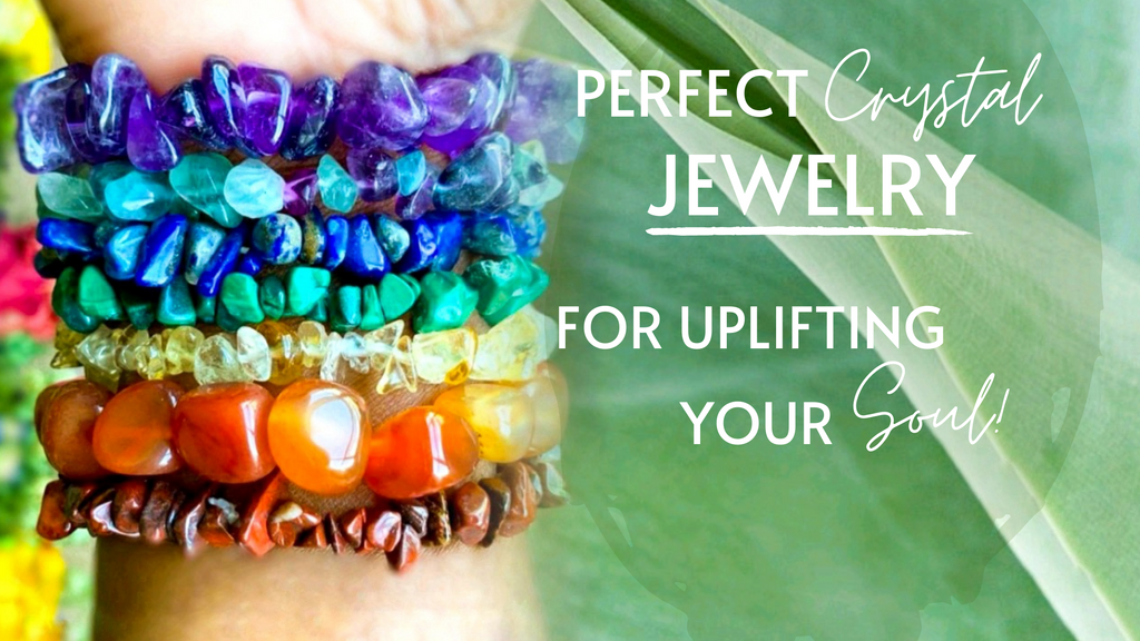 Handmade Jewelry and Healing Crystals are a beautiful choice from our mother nature. We strive to offer fair pricing while keeping ethical sourcing in mind. Shop from our collection of Beautiful, High Quality, Ethically Sourced Crystals.