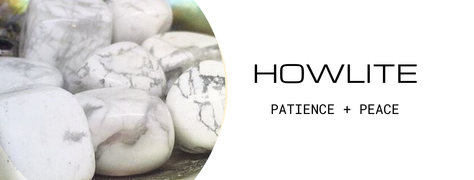 Howlite Healing Properties | Howlite Meaning | Benefits Of Howlite - Magic Crystals