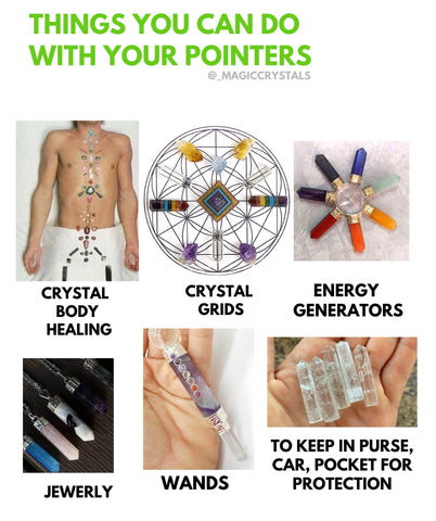 Magic Crystals Things To Do With Pointers