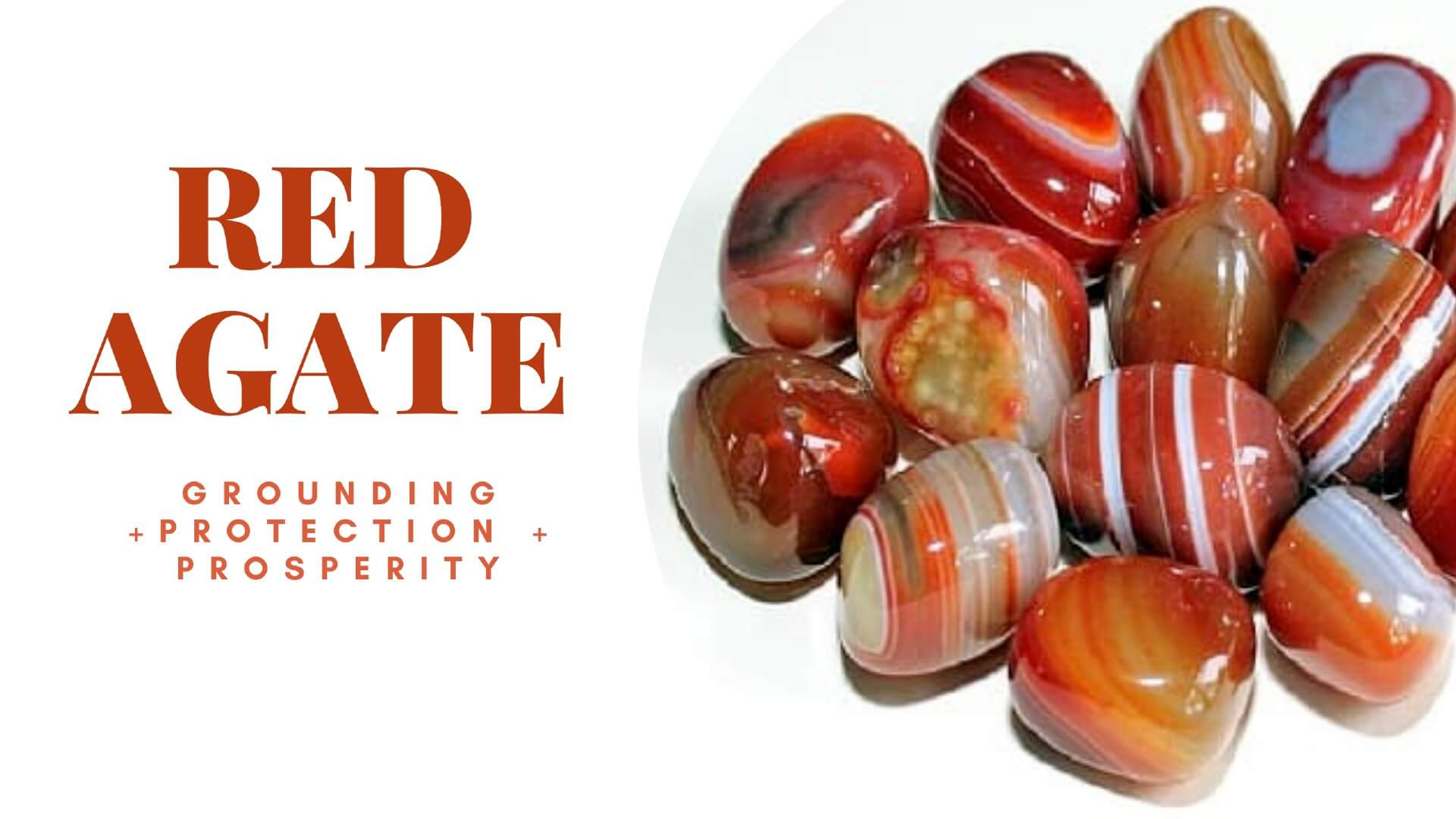 Red Agate Healing Properties | Red Agate Meaning | Benefits Of Red Agate - Magic Crystals