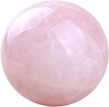 Sphere Ball Rose Quartz