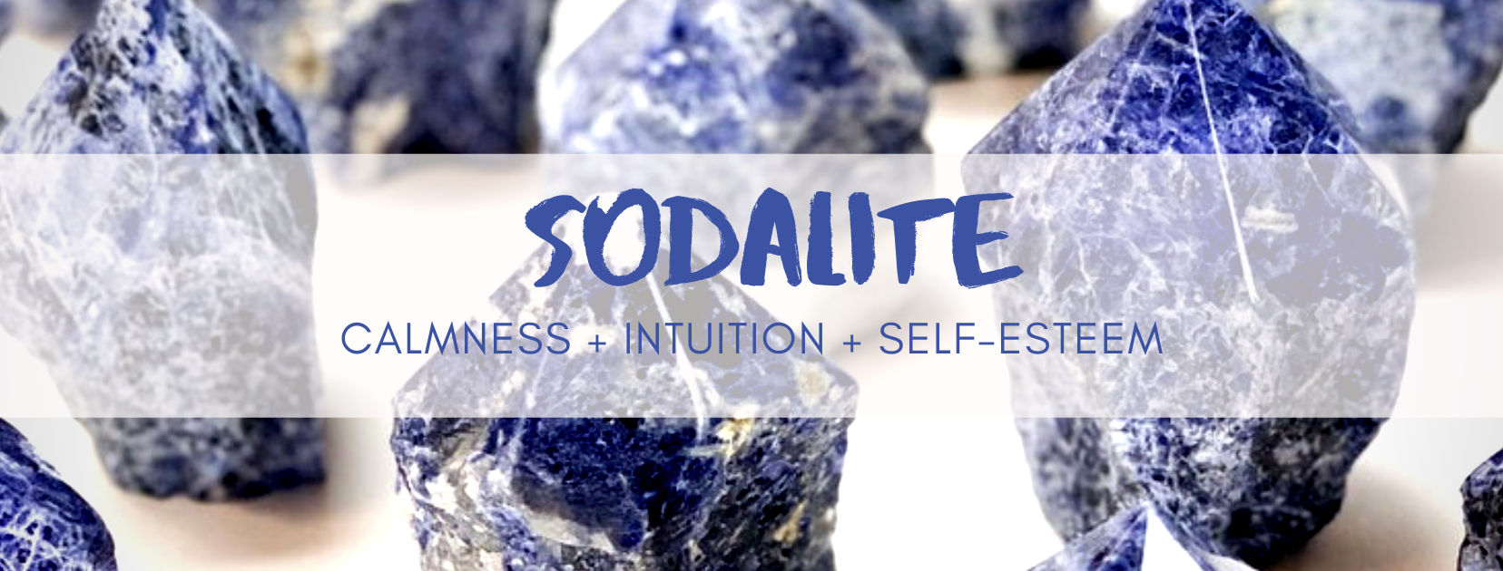 Sodalite Healing Properties | Sodalite Meaning | Benefits Of Sodalite - Magic Crystals