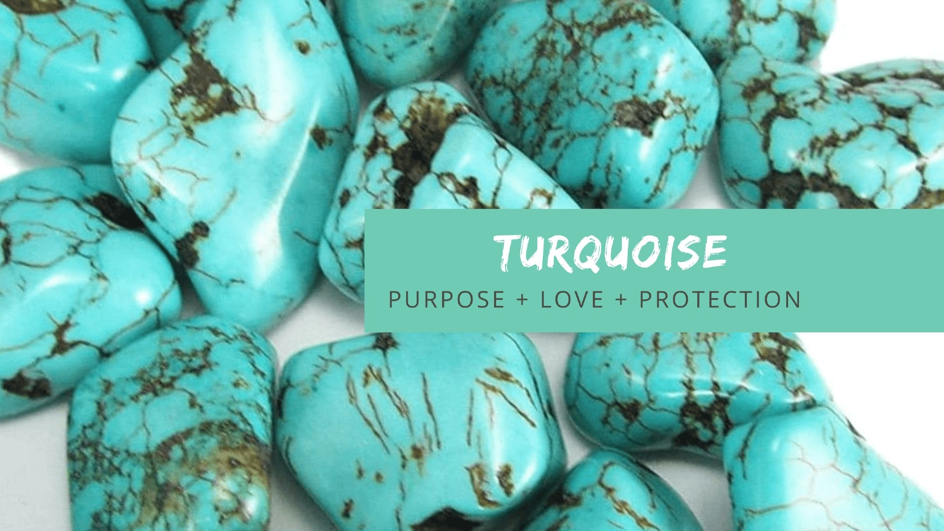 Turquoise Healing Properties | Turquoise Meaning | Benefits Of Turquoise  - Magic Crystals