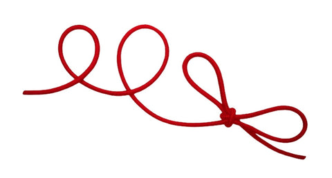 What Does A Red String Bracelet Mean?  Red string bracelet instills faith, protection and empowers the bearer.