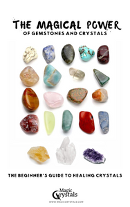 FREE E-BOOK Healing Crystals 101 - Magical Power Of Gemstones-eBOOK-Magic Crystals