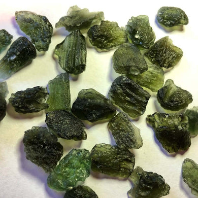 Authentic Moldavite - Meteorite - Healing Crystal - Moldavite available. Looking for an genuine moldavite? Find Moldavite Meteorite tektite when you shop at Magic Crystals. 2 Grams of Authentic Moldavite stone from Czech Republic - Tektite Crystal, 'A' Grade at Magiccrystals.com