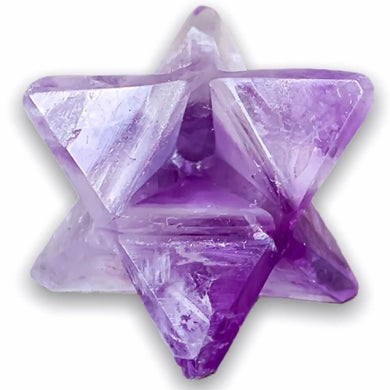 Merkaba Healing Crystals are known for activation of the Light Body merged with the Physical Body in Awakening deep Spiritual Transformation. Shop for Amethyst Crystal Merkaba - Sacred Geometry Star at Magic Crystals. Magiccrystals.com has Merkaba Necklace, gemstone Merkabahs, and Sacred Geometry sets