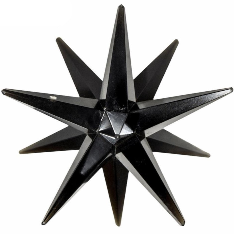 XL Black Tourmaline 12 Point Merkaba Star. Looking for black 12 point stars? Shop for our genuine gemstones. Black Tourmaline 12 gemstone point star. Assists you with PROTECTION,SHIELDING, and SECURITY. FREE SHIPPING available. Turmalina negra carved in star.