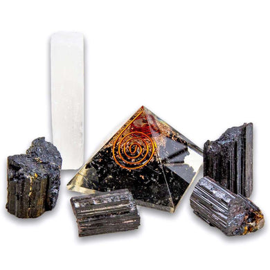 Shop for the Best orgone pyramid Collection in Magic Crystals. Black Tourmaline Orgone Protection Kit, Energy Generator Orgone Pyramid for Emf protection. Our Black Tourmaline Orgonite pyramids made of a mix of organic - resin and non-organic materials (metal shavings). Find Orgone accumulator, and orgone generator.