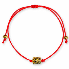 Buddha Red String Protection Bracelet