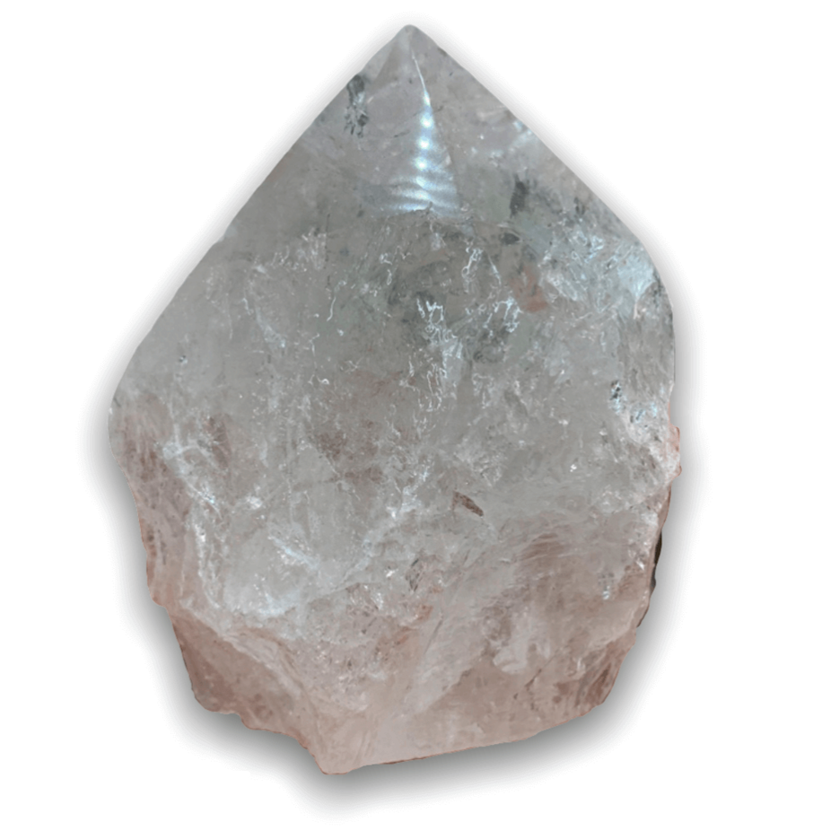 Looking for Clear Quartz crystal points? Shop at Magic Crystals for Clear Quartz Polished Point, Clear Quartz Stone, Clear Quartz Point, Stone Point, Crystal Point, Clear Quartz Tower, Power Point at Magic Crystals. Find genuine and quality Clear Quartz Gemstone in Magiccrystals.com offers the best quality gemstones.